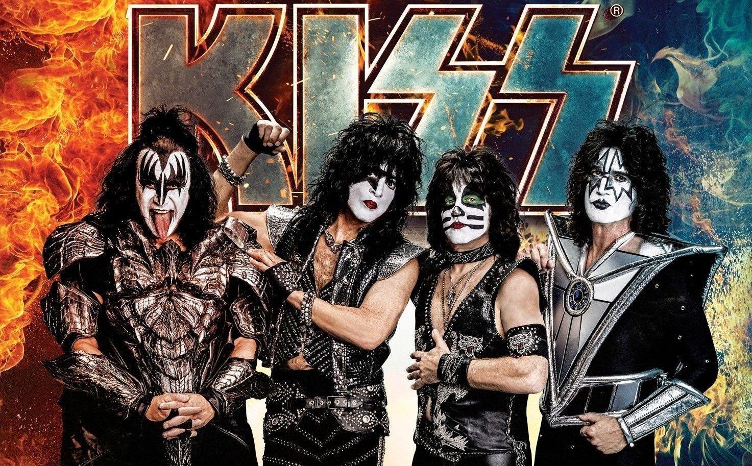 KISS - 10 największych hitów